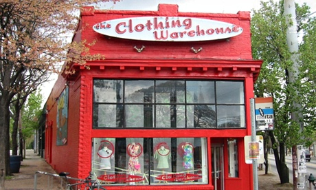 The Clothing Warehouse, Atlanta