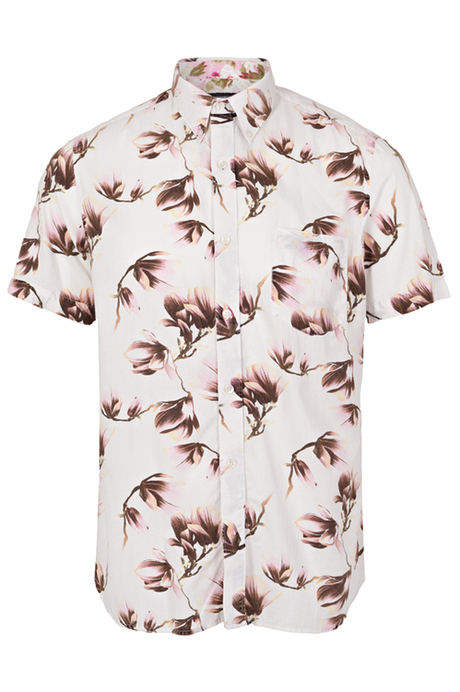 French Connection Magnolia Field Shirting 35.00
