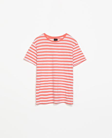 T-shirt 12.99 zara.com