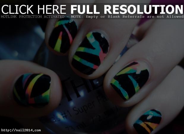 2015 Cool Nail Designs to do at Home HD Pics