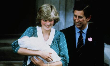 Prince William Leaves Hospital