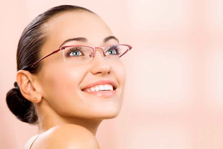 Makeup Tips for Glass Wearers