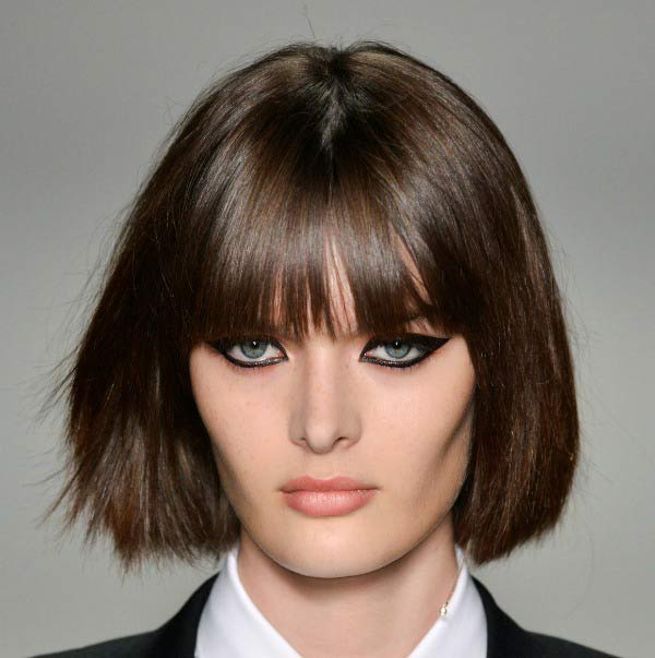 Ways to Update a Bob Hairstyle