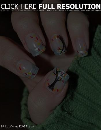 Latest Ideas for Nail Designs Fall 2015