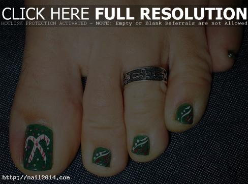 2015 Latest Nail designs for toes