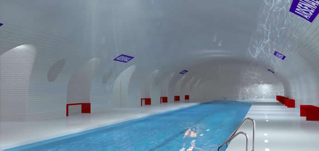 Abandoned Metro Stations in Paris Can Turn Into Bars, Swimming pools, restaurants etc.