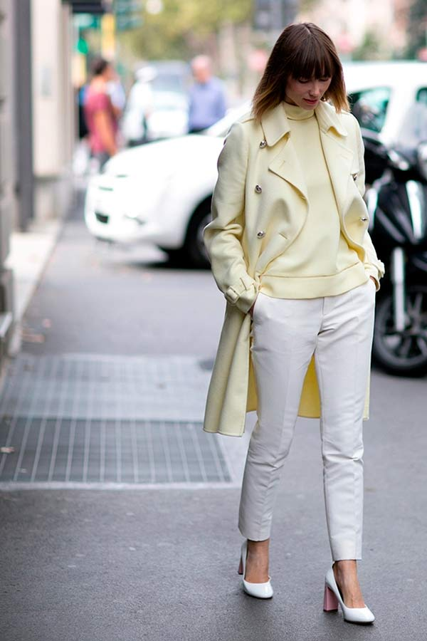 Street Style Tricks We Learn from It Girls