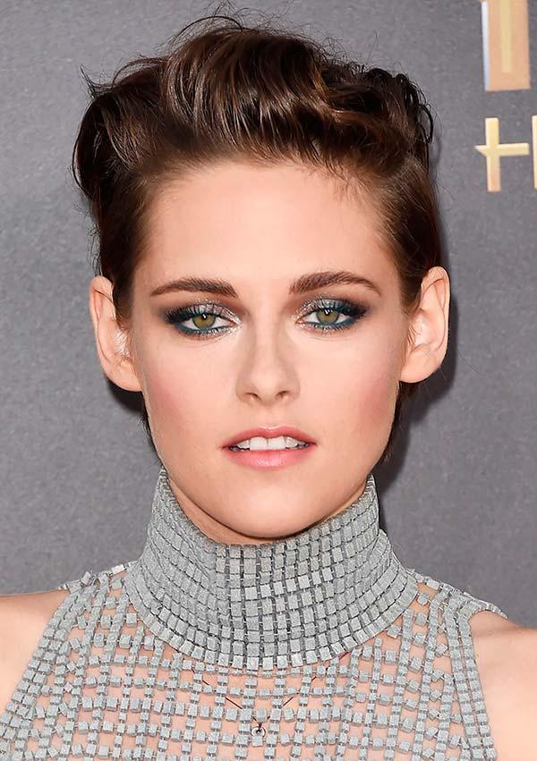 Party Metallic Eye Makeup