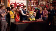 Play Video - Inside Scoop on Glee 100th Episode Party