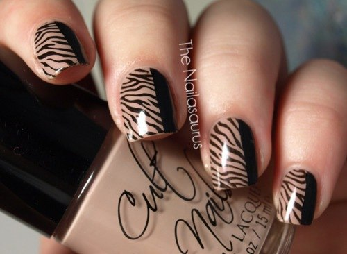 Zebra Nails is awesome
