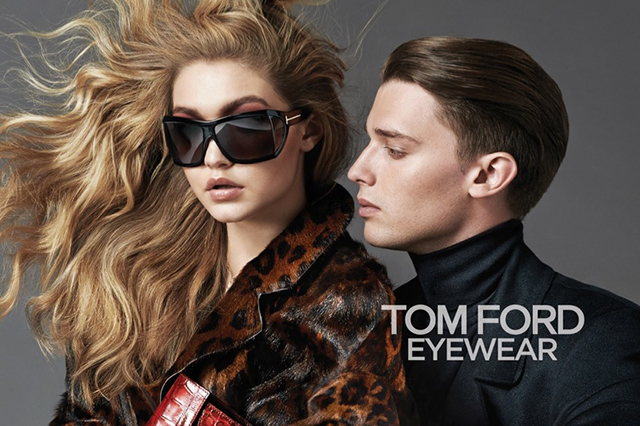 Tom Ford Fall-Winter 2014 Advertising Campaign