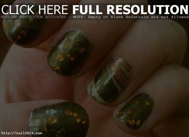 thanksgiving nail art designs tumblr