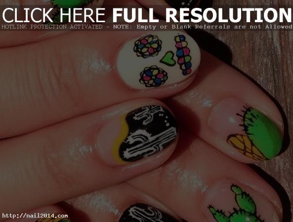Nail Art Unusual