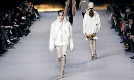 Kanye West's AW12 collection