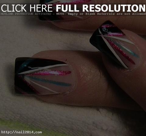 2015 nail design easy