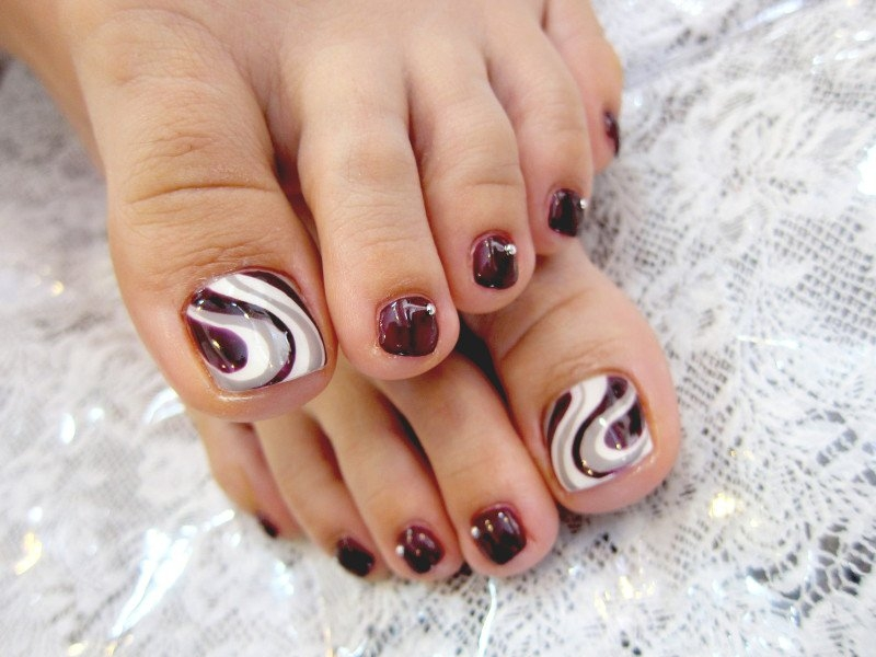 Nail Art Design during Home Tips  Ideas