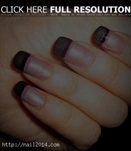Decent French Tip Nail Designs 2015 Ideas