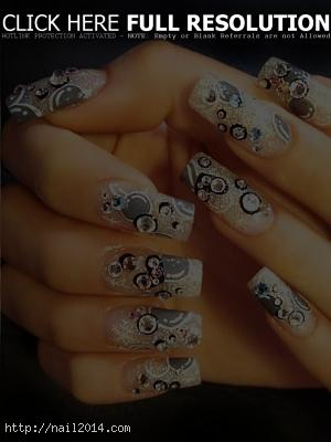 Nail Art Design for Fashion Shows