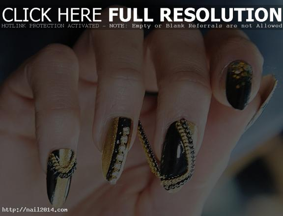 Nail Art Fashionable