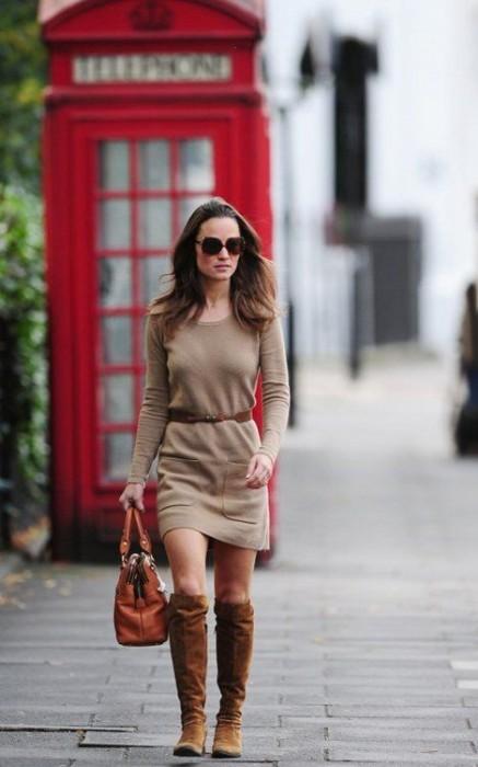 Cool Ways to Wear a Sweater Dress