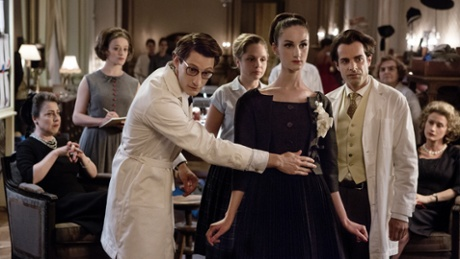 A still from the Yves Saint Laurent film