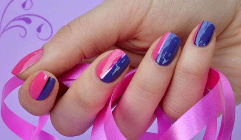 2014 Beautiful Nail Art Design during Home