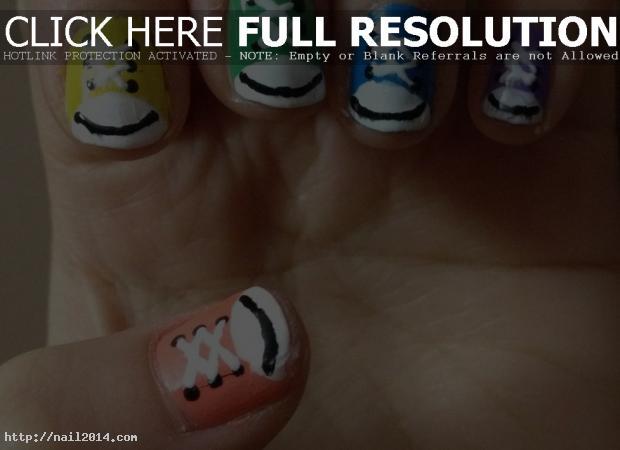 basic nail designs for short nails