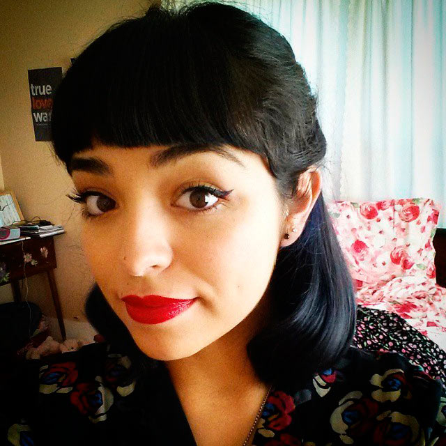 Stylish Ways to Style Hairstyles With Short Bangs