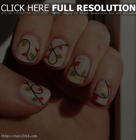 2015 Decent Nice Nail Art Designs