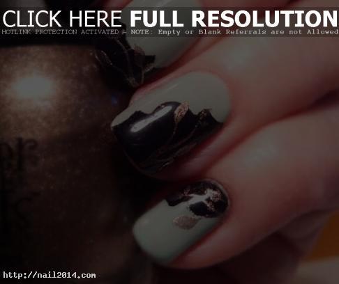 Autumn Nail Design 2015