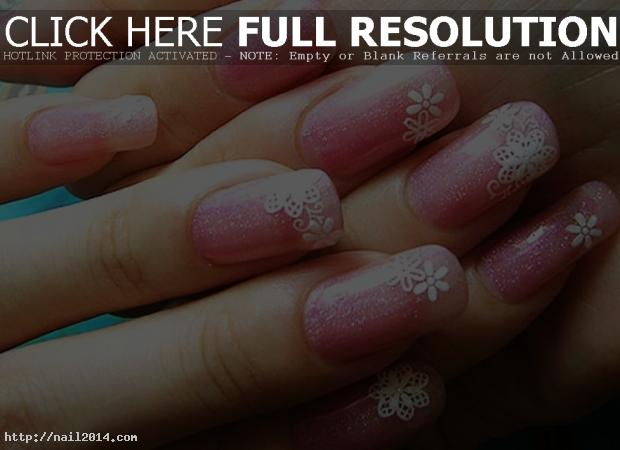Nail art designs cute