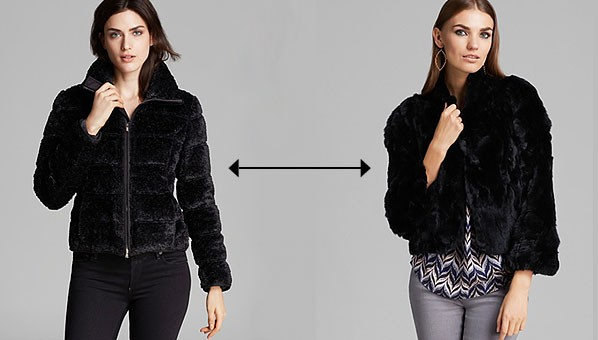 Authentic Fur vs Faux Fur
