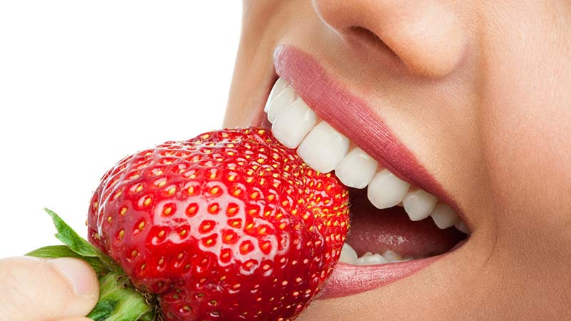 Healthy Foods for Whiter Teeth