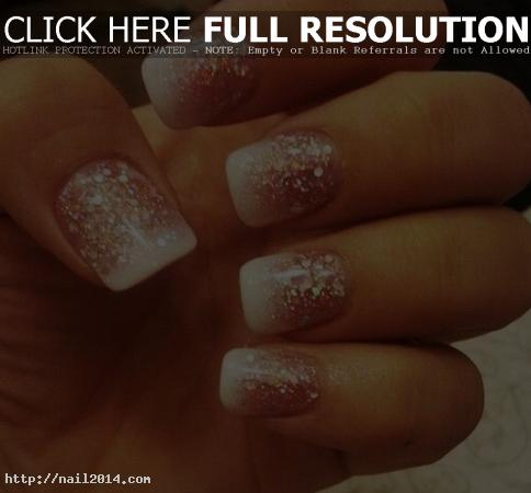 Best New Images Glitter Nail Designs 2015