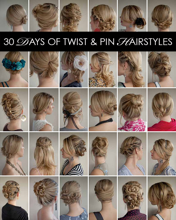 Twist-and-Pin-Hairstyles