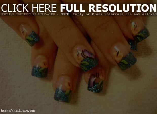 Attractive Stylish Gel Nail Designs Tips