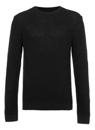 Black jumper 32 topman.com