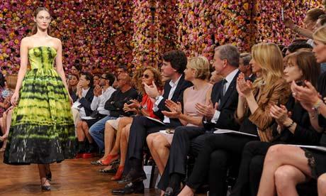 Christian Dior show