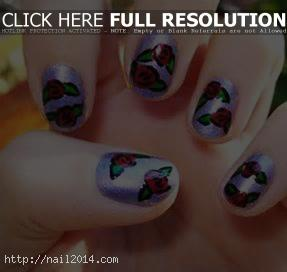 Beautiful Attractive Nail Designs Ideas for Kids