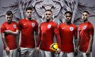Brazil England kit
