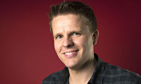 Jake Humphrey at home in southwest London, Britain - 17 Sep 2013