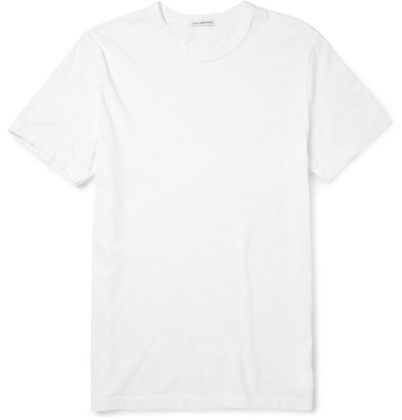T-shirt 45 James Perse mrporter.com