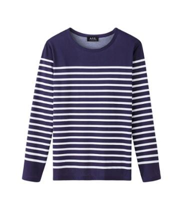 Sailor stripe top 83 apc.fr - James Dean Fashion