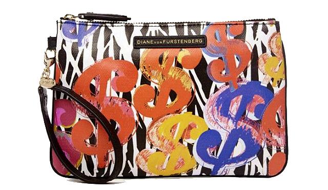 Diane von Fürstenberg and Andy Warhol Collection