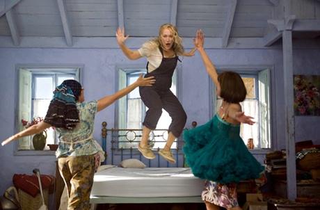 'Mamma Mia!' film - 2008